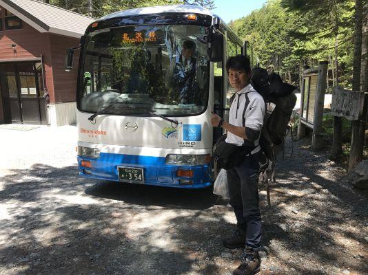 登山部 甲斐駒ケ岳 20170619 (5)