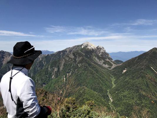 登山部 甲斐駒ケ岳 20170619 (13)