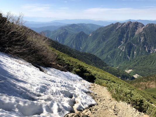 登山部 甲斐駒ケ岳 20170619 (16)