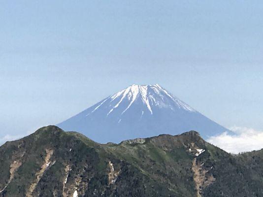 登山部 甲斐駒ケ岳 20170619 (20)