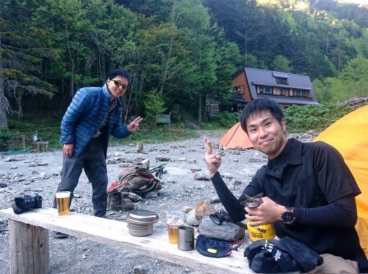 登山部 甲斐駒ケ岳 20170619 (23)