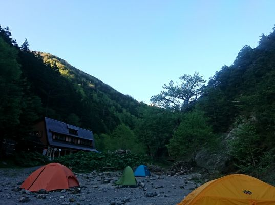 登山部 甲斐駒ケ岳 20170619 (26)