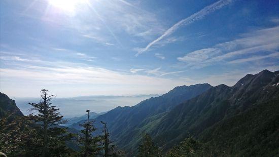 登山部 甲斐駒ケ岳 20170620 (15)