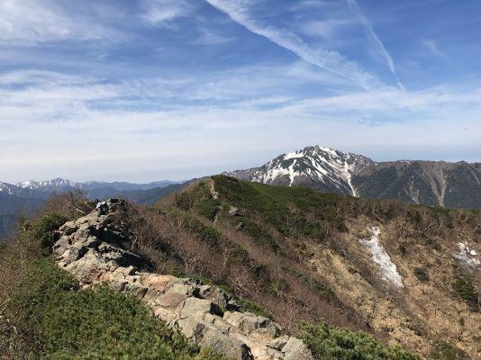 登山部 甲斐駒ケ岳 20170620 (28)