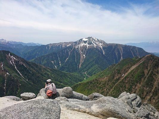 登山部 甲斐駒ケ岳 20170620 (40)