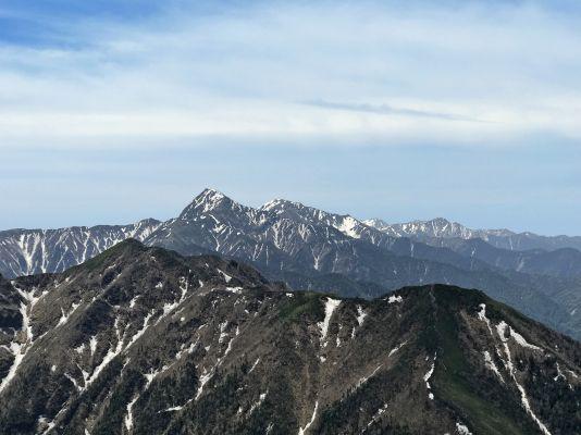 登山部 甲斐駒ケ岳 20170620 (42)