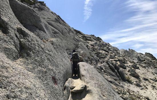 登山部 甲斐駒ケ岳 20170620 (35)