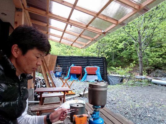 登山部 甲斐駒ケ岳 20170621 (1)