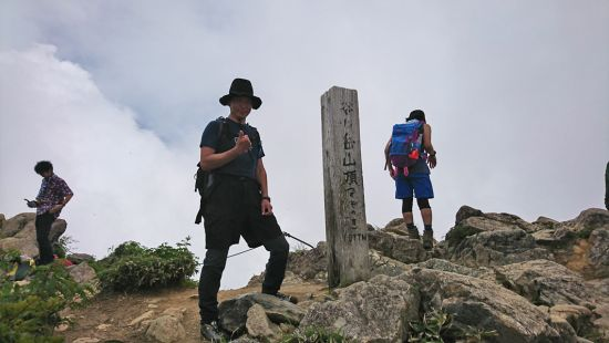 谷川岳 2018.07.03 (151)a